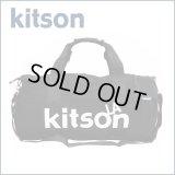 【特売】キットソン(kitson)ドラム型2WAYボストンバッグ