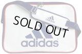 【特売】adidasアディダスエナメルショルダーバッグL