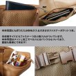画像5: 本革製品5ポケット付きメンズおしゃれなレザーウエストバッグ(4色有) (5)