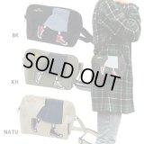 【sale】女性に人気のブランド【mis zapatos】レディース斜め掛け2way帆布ミニショルダーバッグ(2色有)