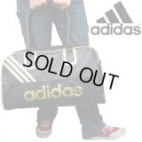 adidas/スタイリッシュなボストンバッグ(2色有)