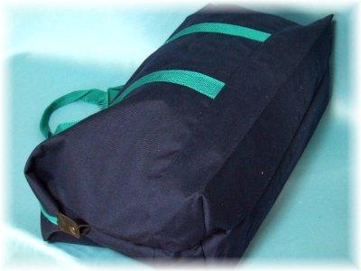 画像1: PADI/大型ボストンバッグ
