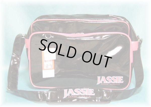 画像1: JASSIE/ジャッシーエナメルバッグ(4色有) (1)