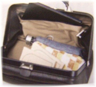 画像1: フィリップラングレー大開きソフトダレスバッグ