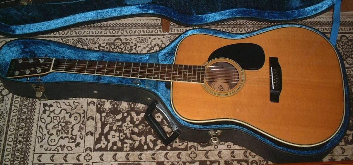 ギターを弾きたくなって・・・